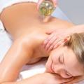 Aromatherapie-massage - met jojoba